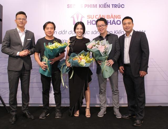Phát sóng phim về những công trình kiến trúc đầu tiên tại Việt Nam - 1