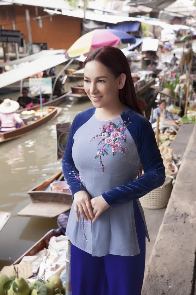 Phi Nhung cho biết, cô mong muốn là một người phụ nữ tự lập, không cần phải phụ thuộc vào ai.