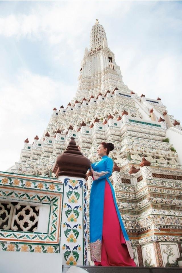 Ngôi chùa có lịch sử hơn 250 tuổi.