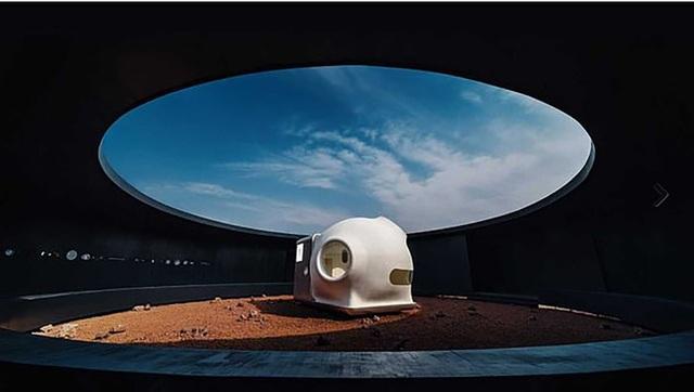 """Thiết kế """"bong bóng sống"""" mới được một công ty Trung Quốc giới thiệu"""