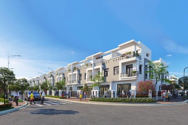 Đồng Nai thay đổi diện mạo đô thị với nhiều dự án lớn đổ bộ. Hình: KĐT Viva Park