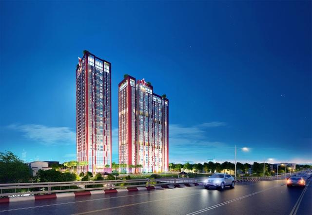 Dự án Hà Nội Paragon sở hữu vị trí đắt giá ngay trung tâm Quận Cầu Giấy