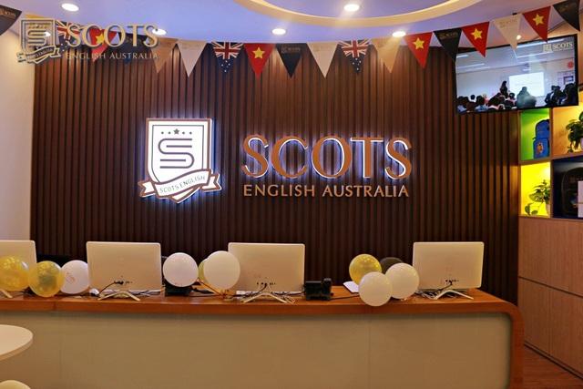 Scots English Hoàng Quốc Việt là chi nhánh thứ 7 tại Việt Nam và thứ 4 tại Hà Nội trong hệ thống trường Anh ngữ chuẩn quốc tế đến từ Úc.