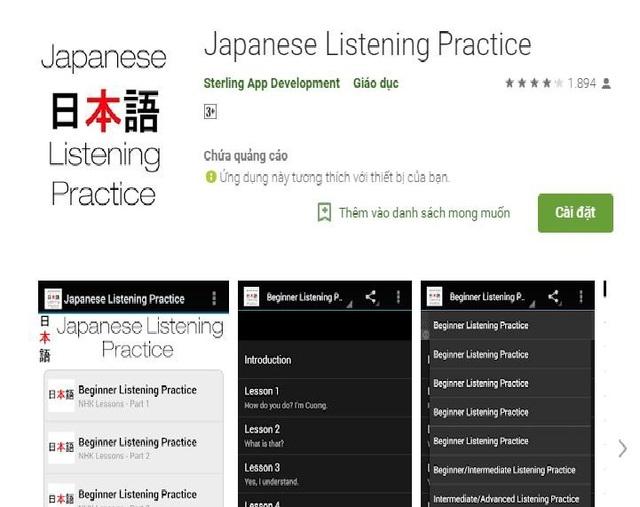 """Học tiếng Nhật: Điểm danh 3 sai lầm """"kinh điển"""" khi luyện nghe - 1"""