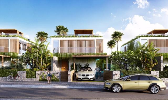 Biệt thự nghỉ dưỡng sở hữu vĩnh viễn thu hút nhà đầu tư - 1