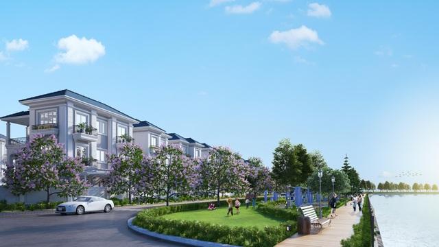 Công ty Cổ phần Xây dựng Sài Gòn (SCC) và DKRA Vietnam đang ra mắt những căn đẹp nhất toàn khu biệt thự compound cao cấp Sol Villas.