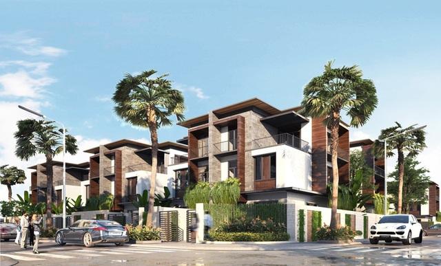 Dự án đất nền biệt thự sở hữu lâu dài phù hợp với mục đích lưu trú nghỉ dưỡng