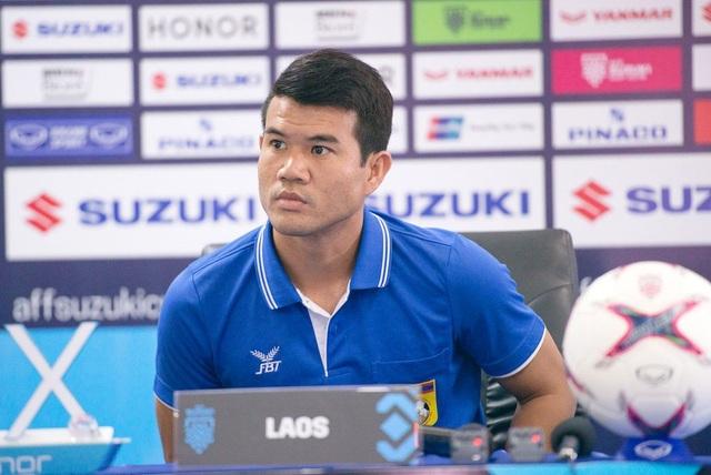 Đội trưởng đội tuyển Lào, Thothilath Sibounhuang thừa nhận là người hâm mộ cuồng nhiệt của đội tuyển Việt Nam