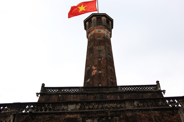Cột cờ Hà Nội hay còn gọi Kỳ đài Hà Nội là một kết cấu dạng tháp được xây dựng cùng thời với thành Hà Nội dưới triều nhà Nguyễn (bắt đầu năm 1805, hoàn thành năm 1812). Năm 1989, Cột cờ được Bộ Văn hóa – Thông tin ra quyết định công nhận là Di tích lịch sử văn hóa Quốc gia.