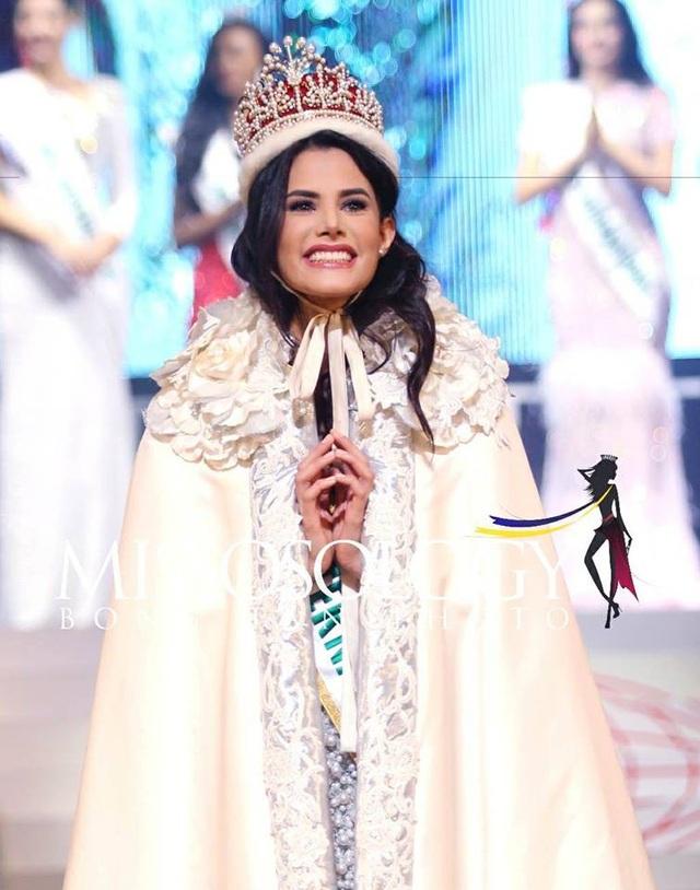 Mariem Velazco, Miss Venezuela đăng quang hoa hậu quốc tế năm 2018