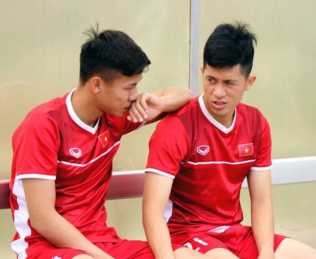 Đội tuyển Việt Nam sau trận thắng Lào: Giấu bài triệt để, chờ đấu Malaysia - 11
