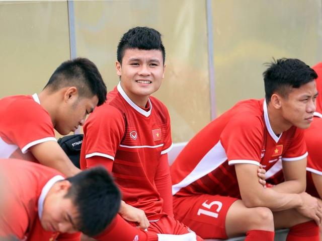 Đội tuyển Việt Nam sau trận thắng Lào: Giấu bài triệt để, chờ đấu Malaysia - 10