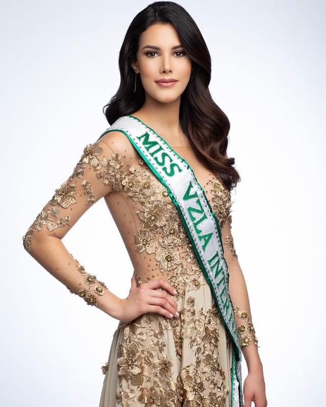 Mariem Velazco sở hữu nhan sắc hoàn hảo và là gương mặt sáng giá trong cuộc thi hoa hậu quốc tế năm nay