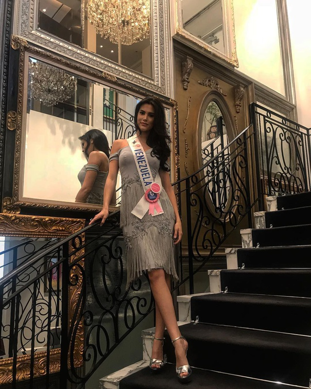 Mariem Claret Velazco García sinh ngày 9 tháng 11 năm 1998 tại San Tomé, Anzoátegui và là một người mẫu thời trang