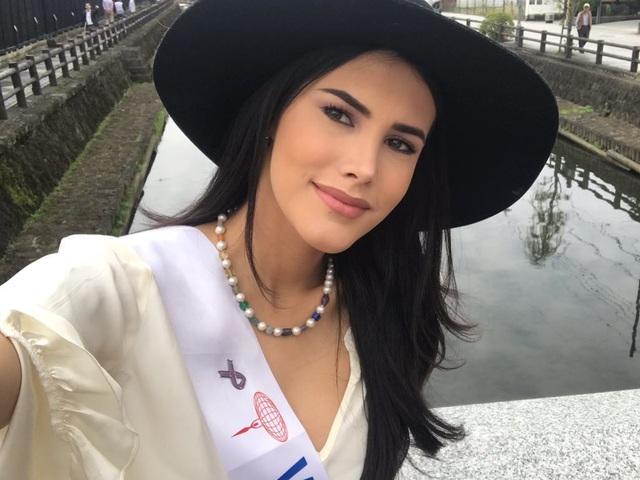 Một điều thú vị là Mariem Velazco đăng quang ngôi vị hoa hậu quốc tế 2018 đúng ngày sinh nhật lần thứ 20 của mình