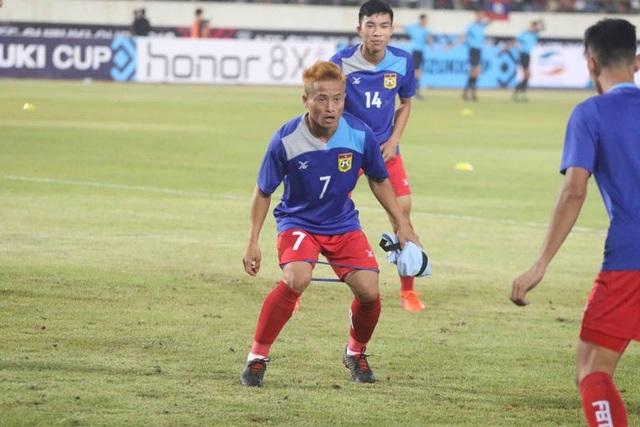 Messi Lào Soukaphone Vongchiengkham tuyên bố giã từ ĐTQG