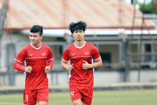 Đội tuyển Việt Nam sau trận thắng Lào: Giấu bài triệt để, chờ đấu Malaysia - 6