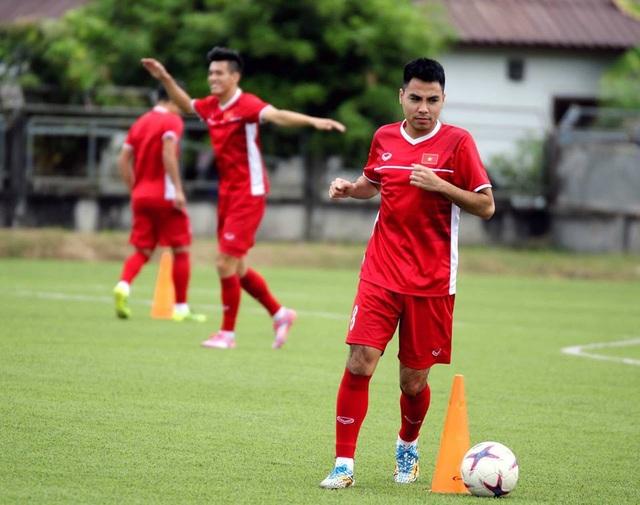 Đội tuyển Việt Nam sau trận thắng Lào: Giấu bài triệt để, chờ đấu Malaysia - 5