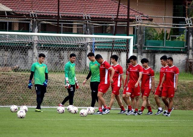 Đội tuyển Việt Nam sau trận thắng Lào: Giấu bài triệt để, chờ đấu Malaysia - 4
