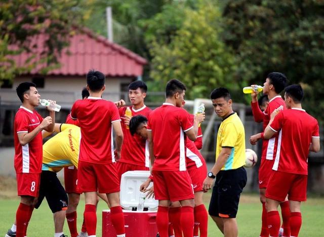Đội tuyển Việt Nam sau trận thắng Lào: Giấu bài triệt để, chờ đấu Malaysia - 1