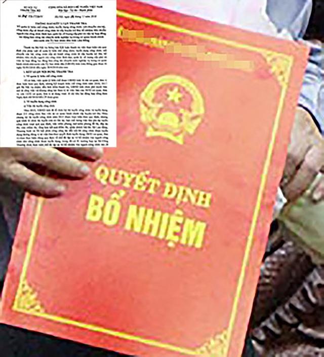 Theo Thanh tra Bộ Nội vụ, UBND tỉnh Lâm Đồng bổ nhiệm 110/321 công chức giữ chức vụ lãnh đạo, quản lý chưa đáp ứng đầy đủ tiêu chuẩn chức danh lãnh đạo.