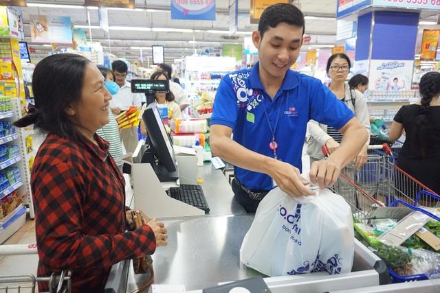 Siêu ưu đãi: Chỉ với 5.000 đồng mua được 6 gói sữa tiệt trùng tại Co.opmart - 1
