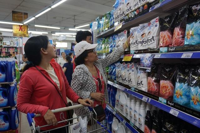 Nhiều mặt hàng tiêu dùng được giảm giá khủng tại Co.opmart và Co.opXtra trong 3 ngày cuối tuần (9 - 11/11/2018)