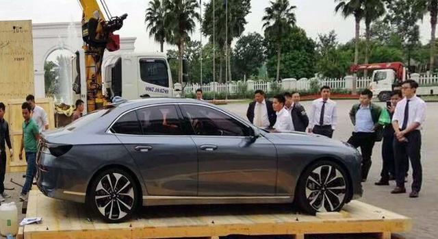 Ôtô VinFast chuẩn bị ra mắt người dân trong nước - 6