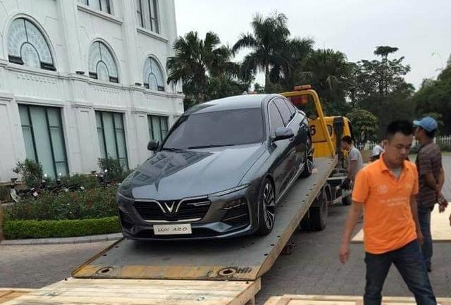 Hiện cả hai mẫu VinFast Lux A 2.0L và Lux SA 2.0L đều đã có mặt tại Việt Nam.