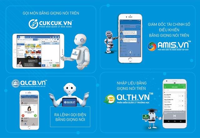 Tại Việt Nam, MISA khẳng định vị thế tiên phong trong cuộc cách mạng công nghiệp 4.0 thông qua hàng loạt các sản phẩm được ứng dụng trí tuệ nhân tạo giúp phần mềm thông minh hơn, khách hàng khi sử dụng sẽ thực hiện công việc một cách nhanh chóng và hiệu quả hơn