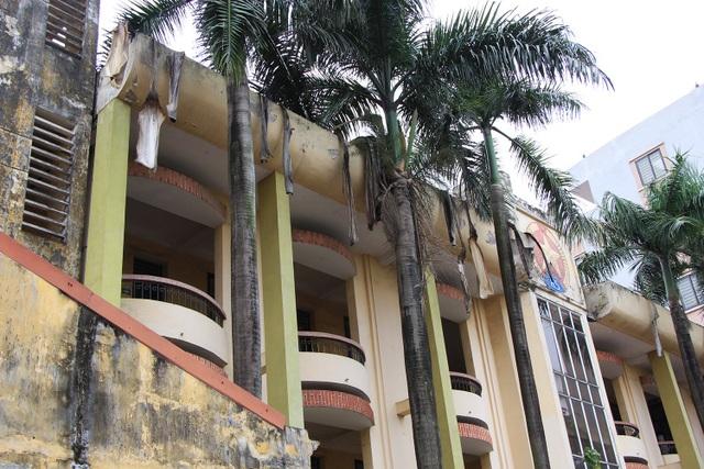 Nhiều hạng mục của trụ sở, cơ quan này đang bị xuống cấp. Trước đó, tháng 3/2018 Viện Kiểm sát nhân dân Tối cao có văn bản trình Thủ tướng Chính phủ cho phép sử dụng cơ sở nhà đất này để làm nhà lưu trú công vụ.