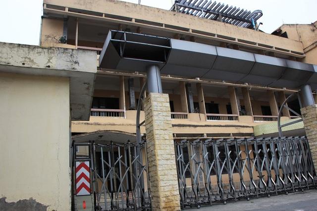 Trụ sở cơ quan nhà nước bị bỏ hoang suốt 10 năm ở Hà Nội - 5
