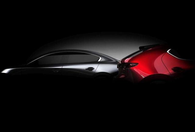 Mazda3 thế hệ mới đã sẵn sàng - 1