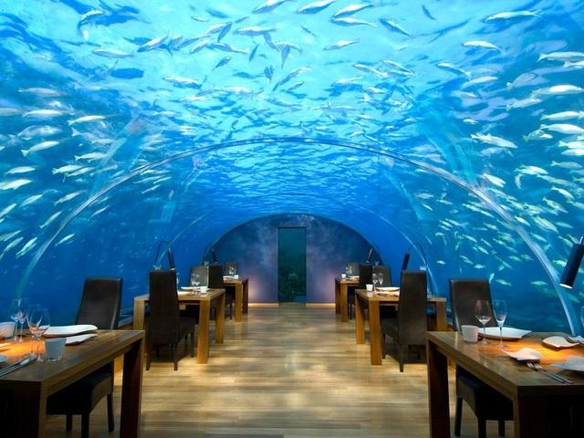 Khám phá 10 nhà hàng sang trọng nhất thế giới - 1