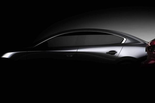 Mazda3 thế hệ mới đã sẵn sàng - 2