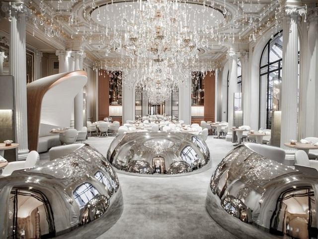 Khám phá 10 nhà hàng sang trọng nhất thế giới - 2