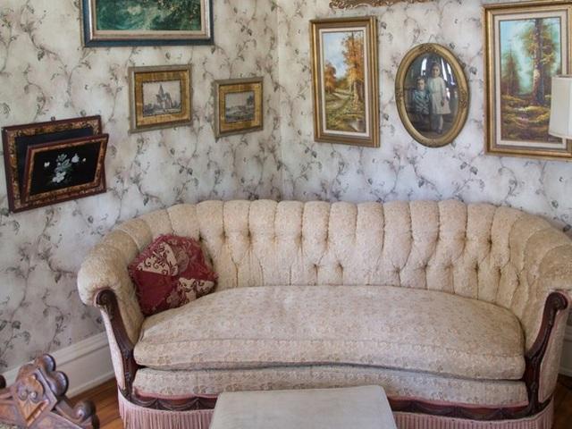 Người mua lại biệt thự sẽ được kế thừa toàn bộ nội thất trong nhà.