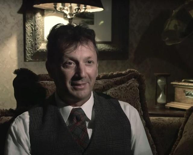 Ông Tony cho rằng căn nhà đang bị ma ám.