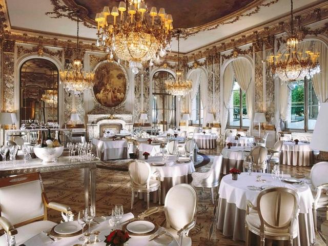 Khám phá 10 nhà hàng sang trọng nhất thế giới - 6