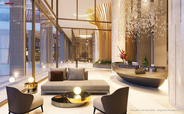 Công trình thiết kế tương tự các khu nghỉ dưỡng hạng sang với nhiều tiện ích cao cấp