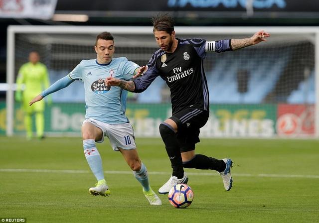 Ramos đang thi đấu ổn định trong các trận đấu gần đây