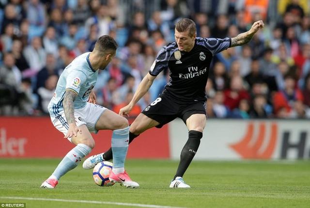 Real Madrid cần 3 điểm trước Celta Vigo để tiếp đà hồi sinh dưới thời HLV Solari