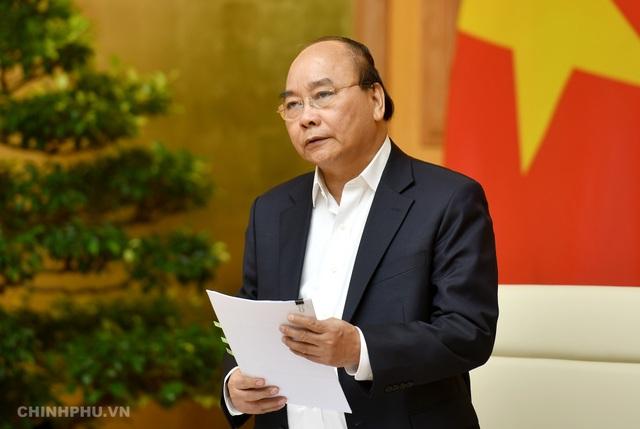 Thủ tướng: Phải quyết tâm không để Việt Nam tụt hậu xa hơn.