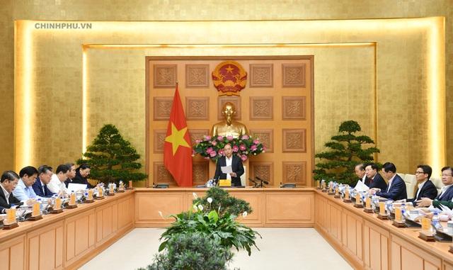 Thủ tướng chủ trì phiên họp đầu tiên của Tiểu ban Kinh tế xã hội