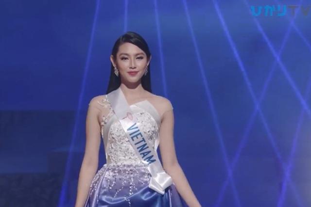 Nguyễn Thúc Thuỳ Tiên trắng tay tại Miss International 2018 - 4