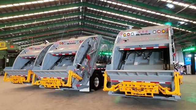 """""""Siêu xe"""" chở rác 10 tỷ có mặt tại Việt Nam, Trung Quốc có người dẫn chương trình bằng AI - 2"""