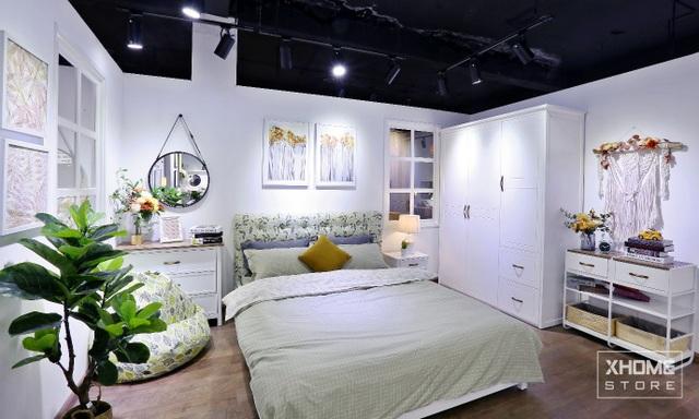 (Không gian phòng ngủ của Sunrise Collection)