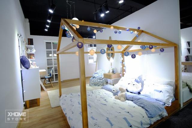 (Không gian phòng ngủ của Windy Collection)