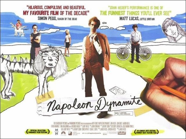 12. Napoleon Dynamite (2004)