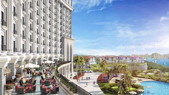 Bất động sản nghỉ dưỡng cao cấp đang là sự lựa chọn lý tưởng cho các nhà đầu tư tại Quảng Ninh